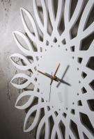 Younic wandklok wallclock horloge miracle fluer