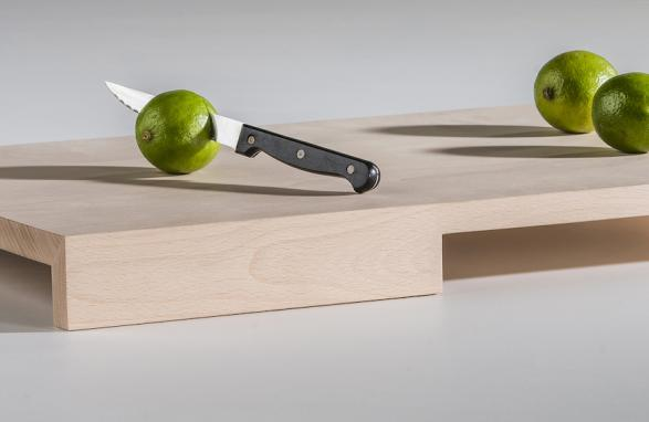 Chopping board wood