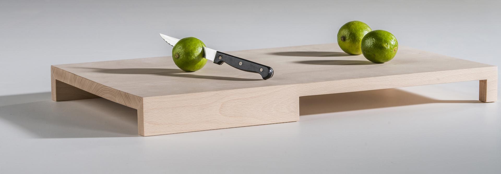 Planche de découpe bois